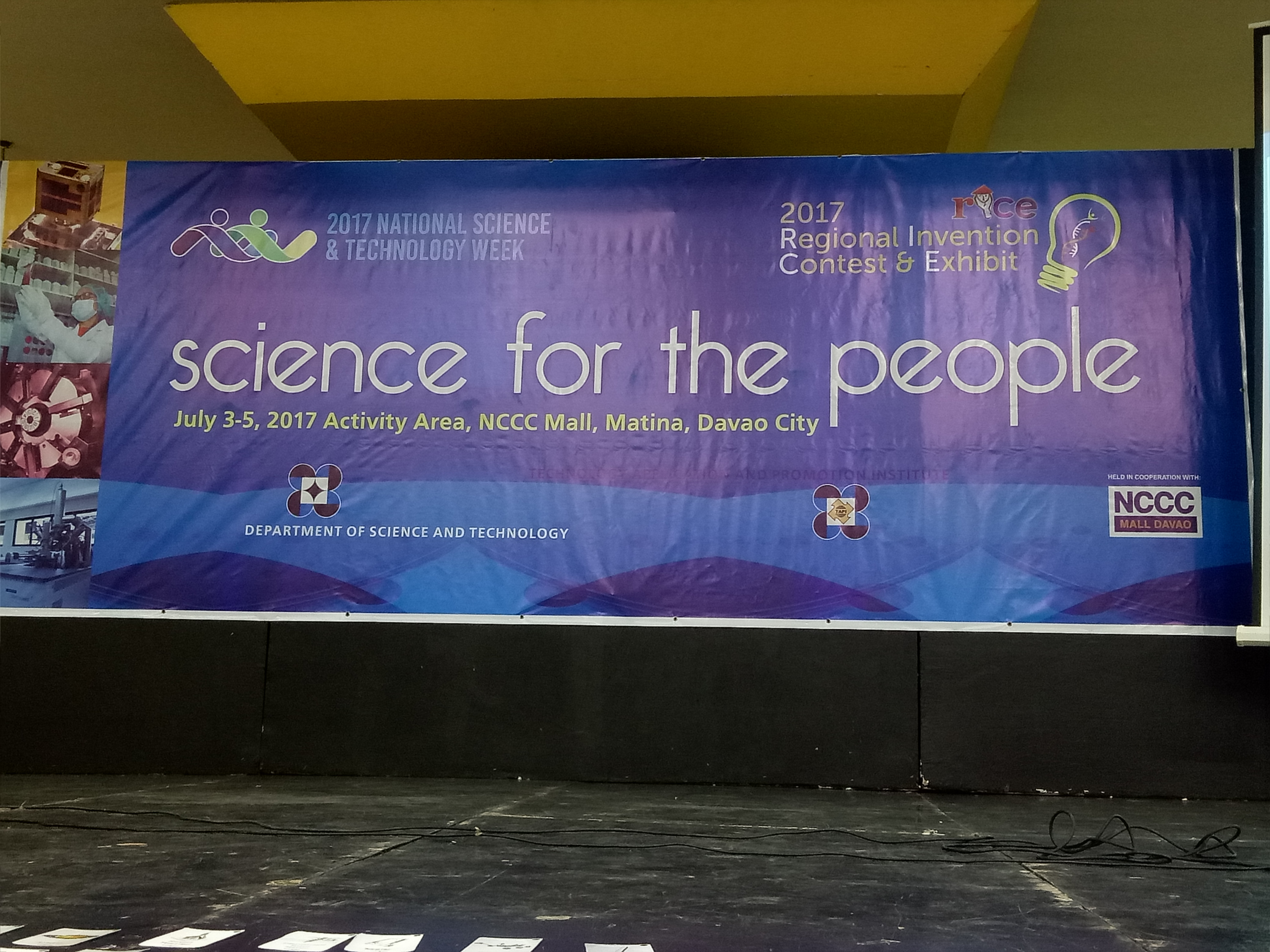 Science for the People: 2017 National Science and ...